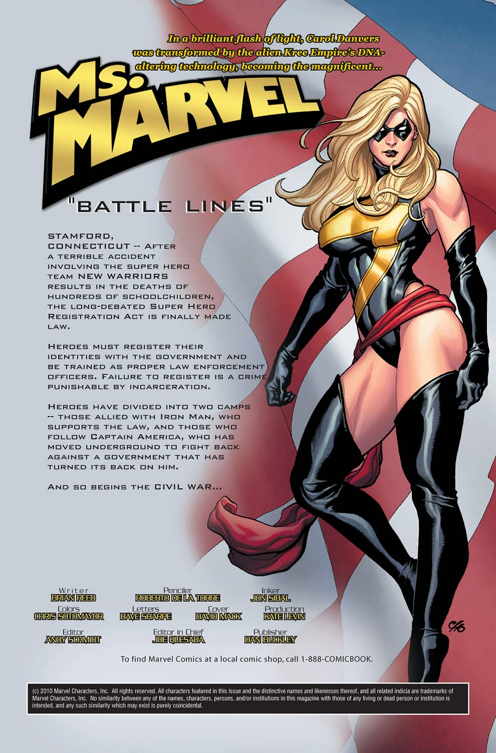 Ms. Marvel Vol. 2: Civil War