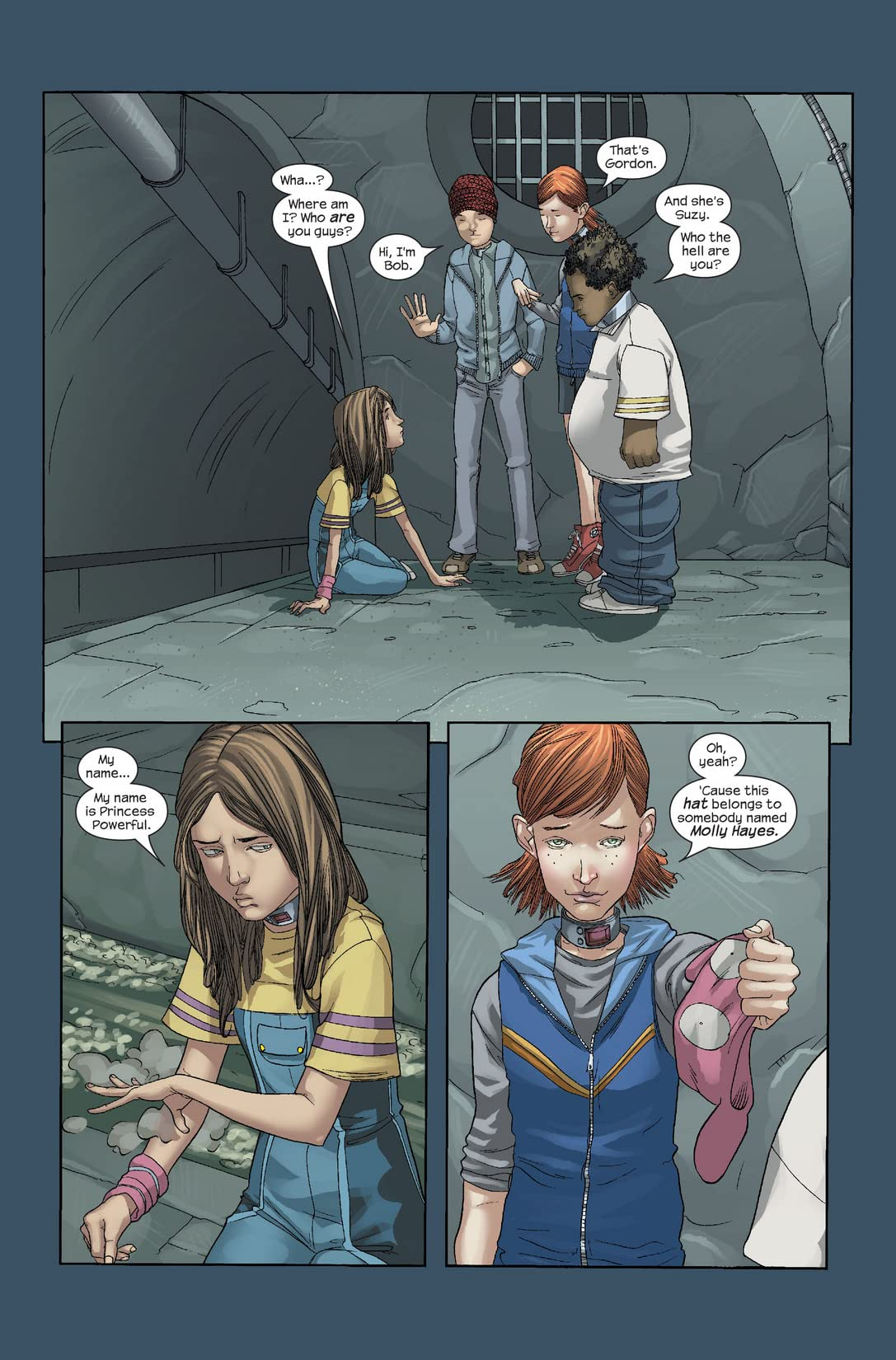 Runaways Vol. 6: Parental Guidance