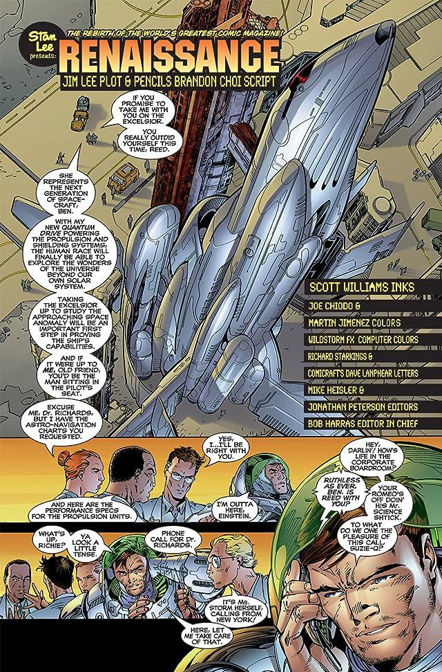 Heroes Reborn: Fantastic Four