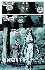 Hawkeye and Mockingbird: Ghosts