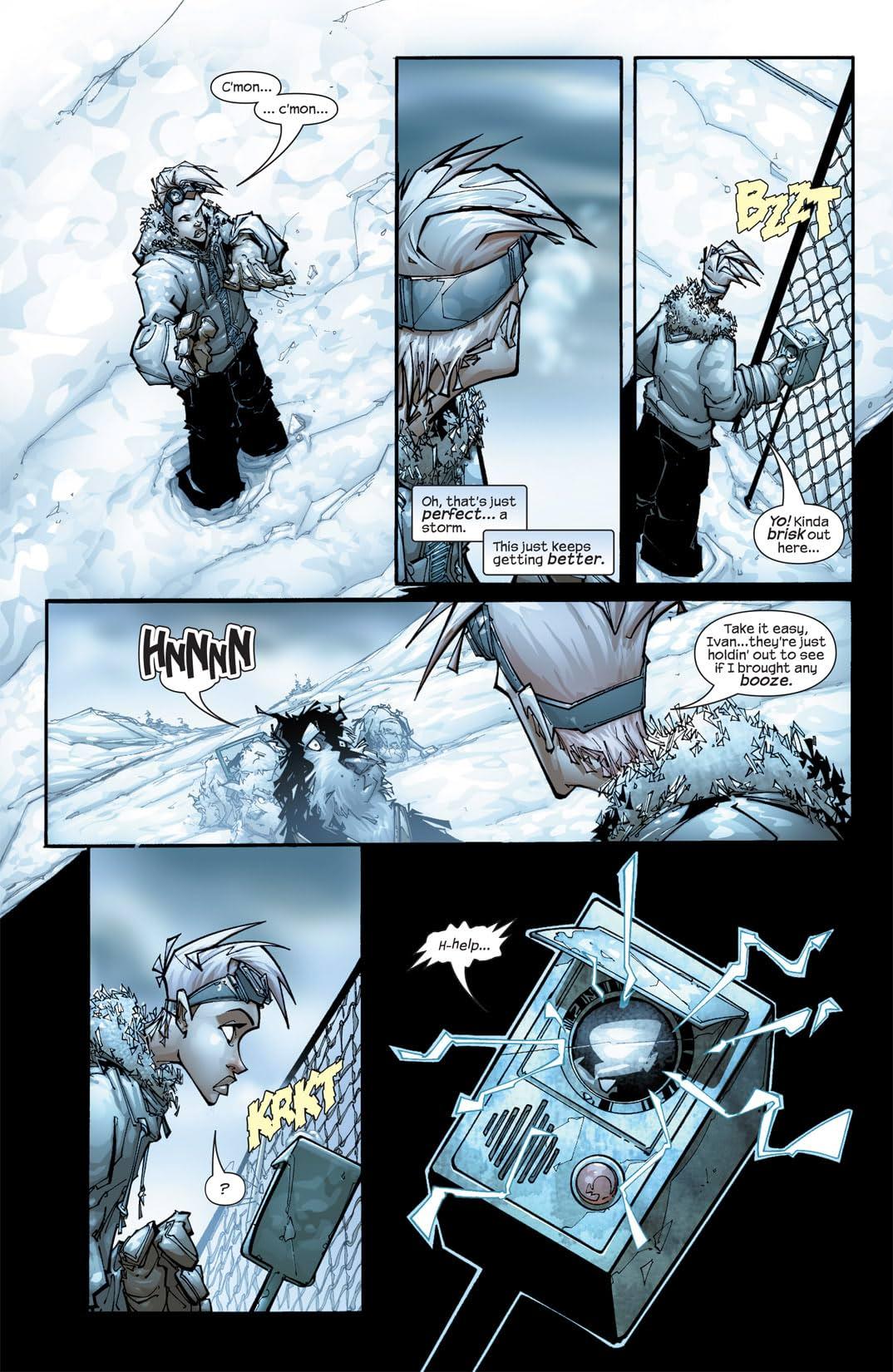 Venom Vol. 1: Shiver