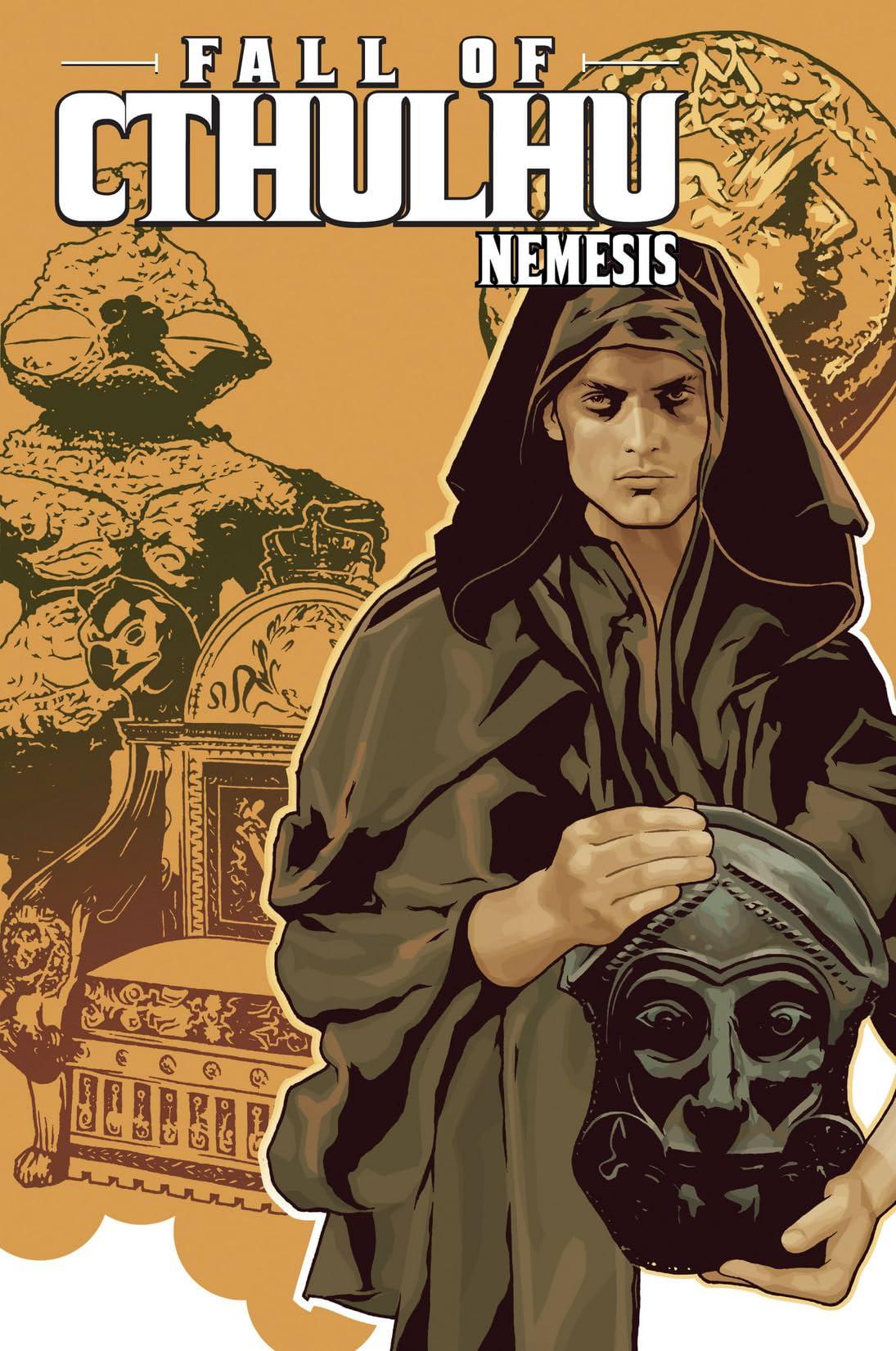 Fall of Cthulhu Vol. 6: Nemesis