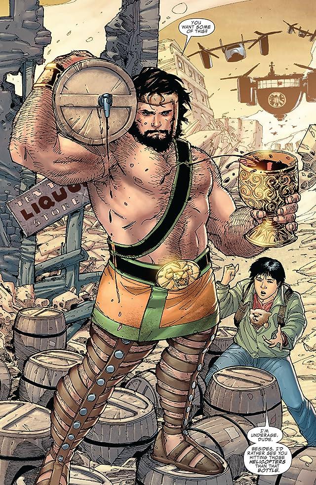 Incredible Hercules: Against the World