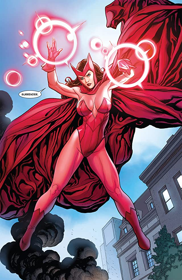 click for super-sized previews of Avengers vs. X-Men: Collected Edition
