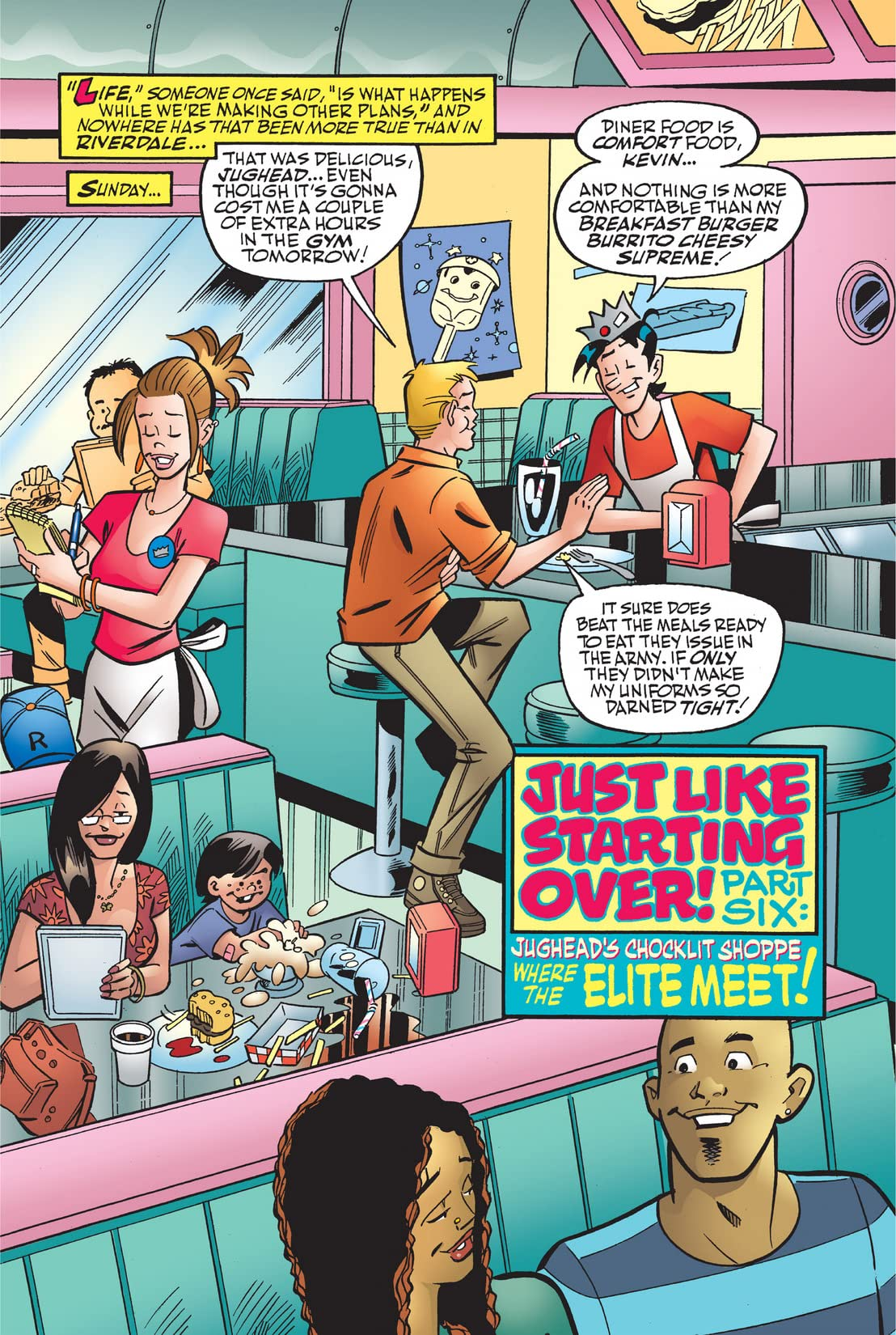 Life With Archie #24