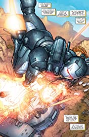 War Machine Vol. 2: Dark Reign