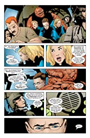 Ultimate Fantastic Four Vol. 4: Inhuman