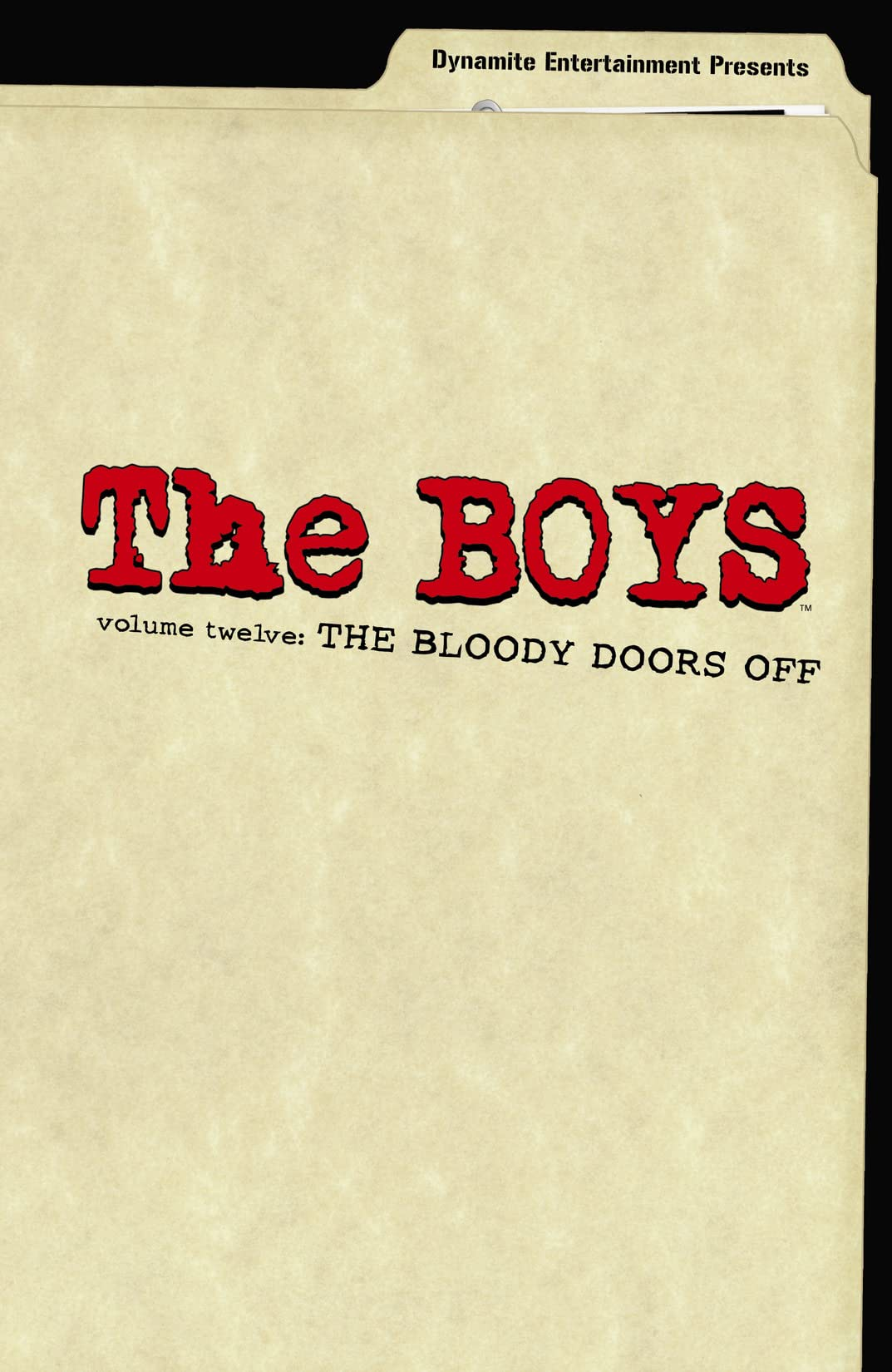 The Boys Vol. 12: The Bloody Doors Off