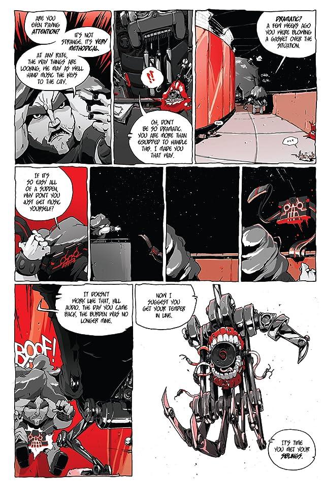 Kill Audio #3 (of 6)