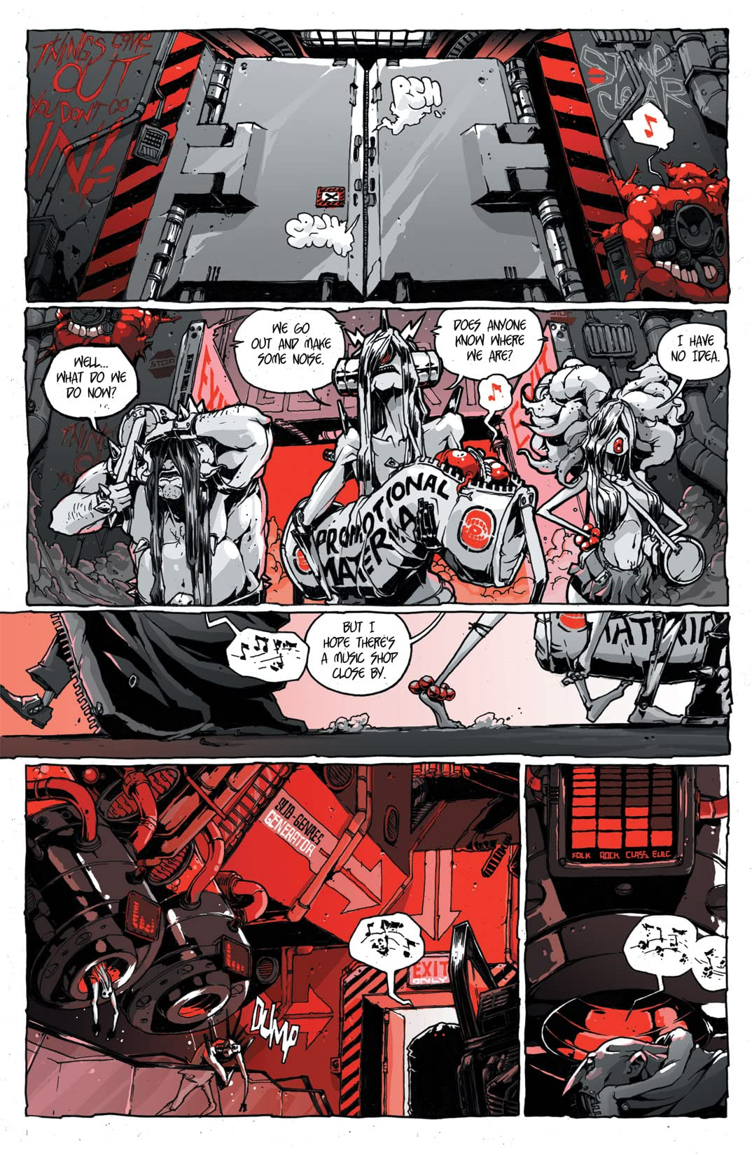 Kill Audio #5 (of 6)