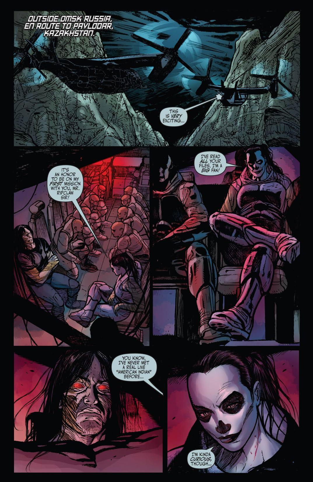 Cyberforce (2012) #7