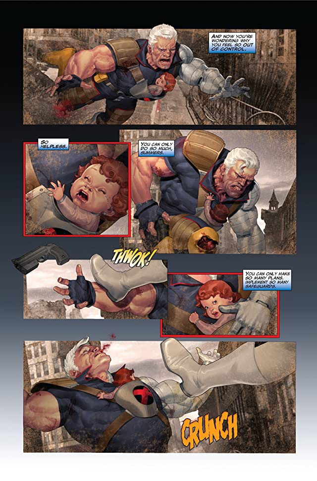 Cable Vol. 2: Waiting For the End of the World