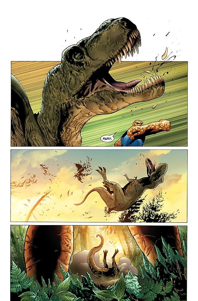 Ultimate Fantastic Four Vol. 5: Crossover