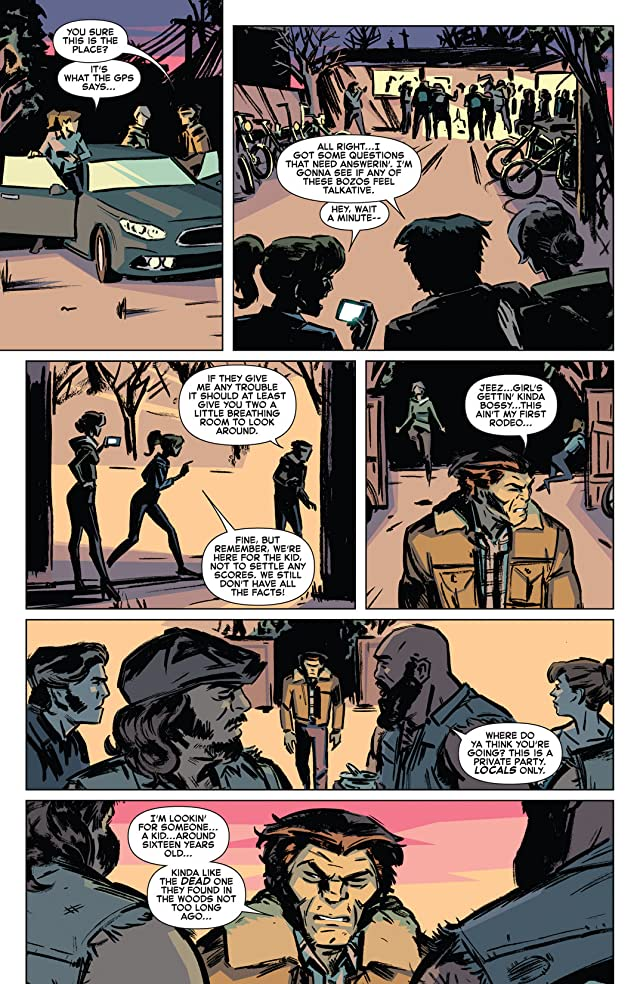 Marvel Knights: X-Men (2013-) #1 (of 5)