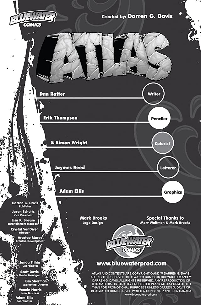 Atlas Vol. 2