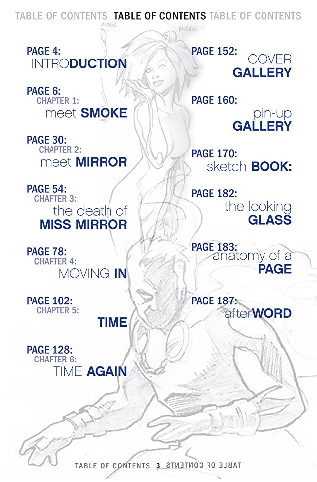 click for super-sized previews of Smoke & Mirror Vol. 1: Time and Time Again