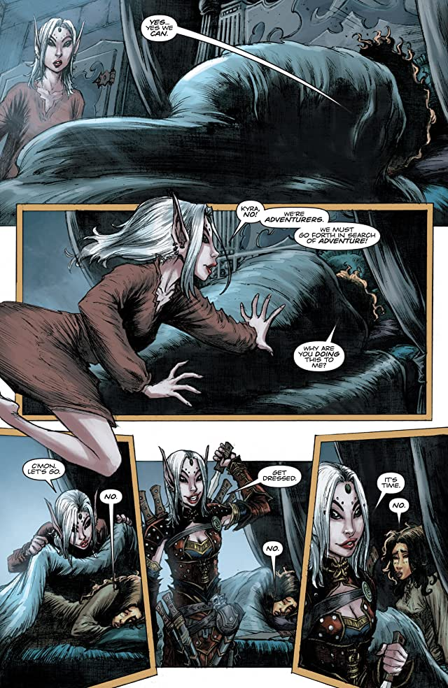 click for super-sized previews of Pathfinder Special #1: Digital Exclusive Edition