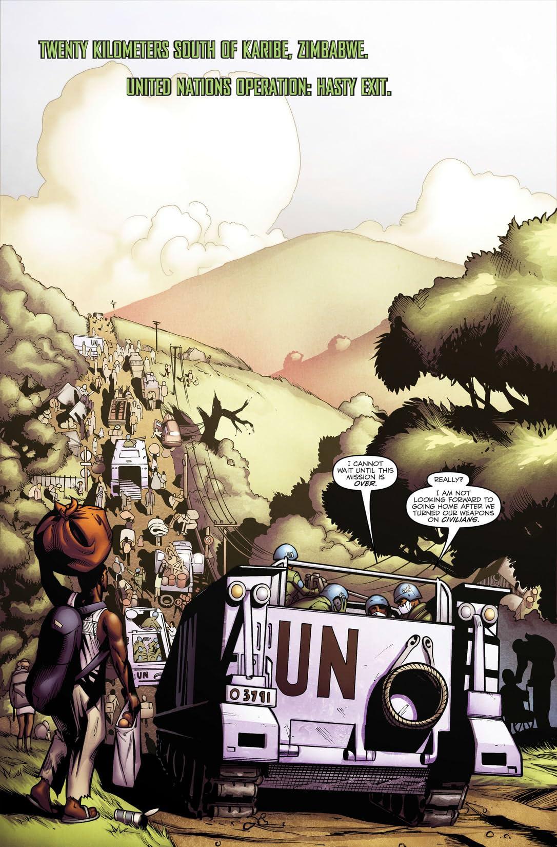 G.I. Joe: Snake Eyes (2011-2013) #6