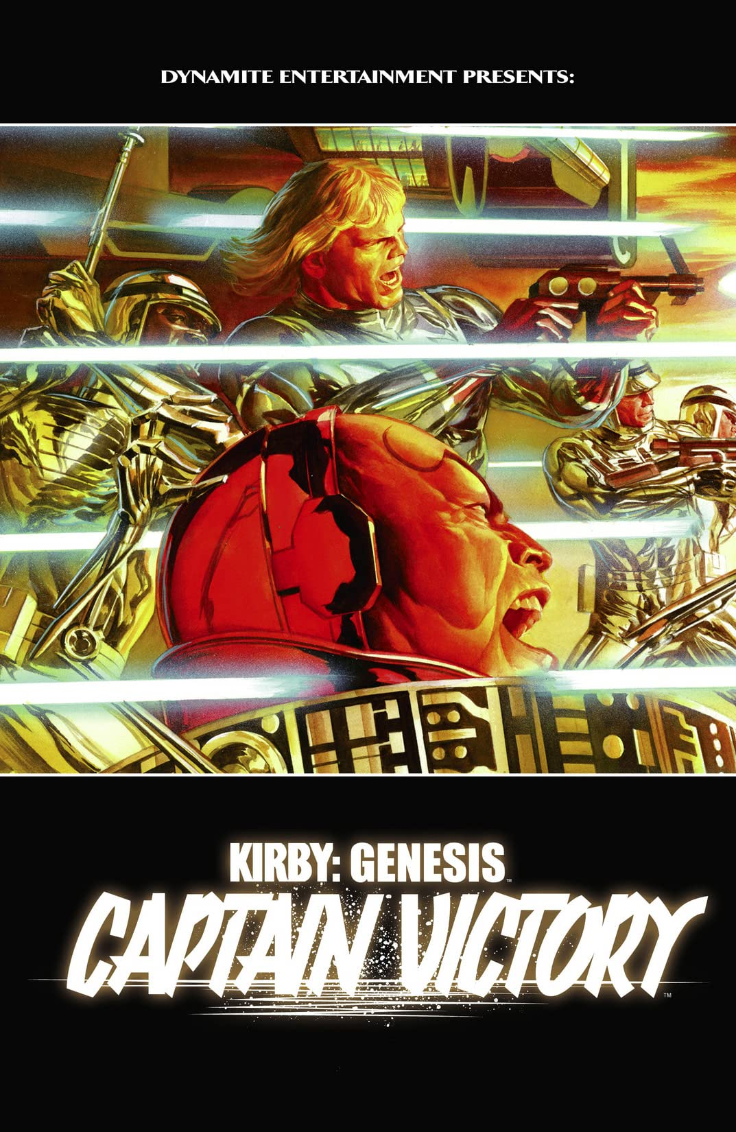Kirby: Genesis - Captain Victory Vol. 1