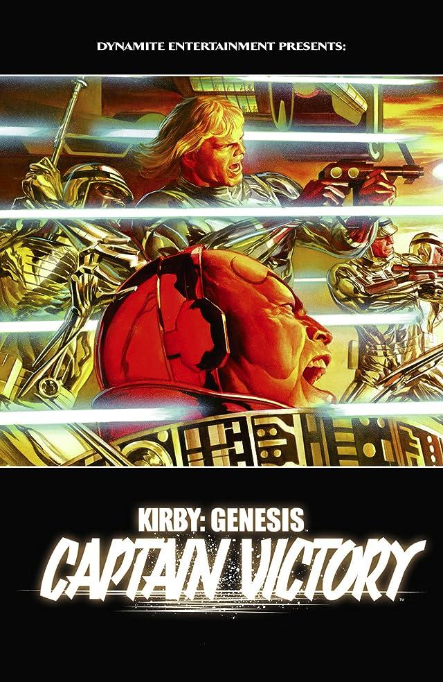Kirby: Genesis - Captain Victory Vol. 1