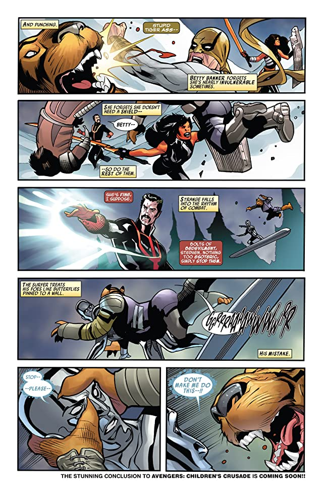 click for super-sized previews of Defenders By Matt Fraction Vol. 1