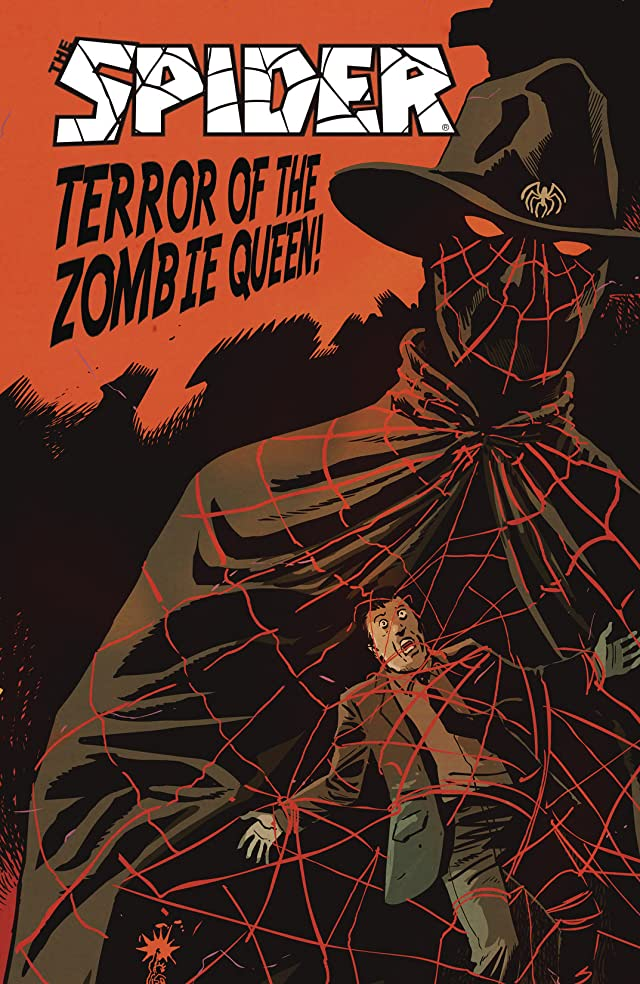 The Spider Vol. 1: Terror of the Zombie Queen