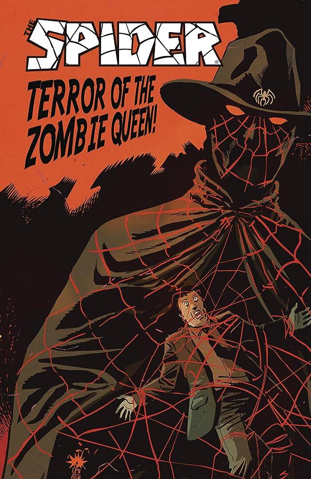 The Spider Vol. 1: Terror of the Zombie Queen
