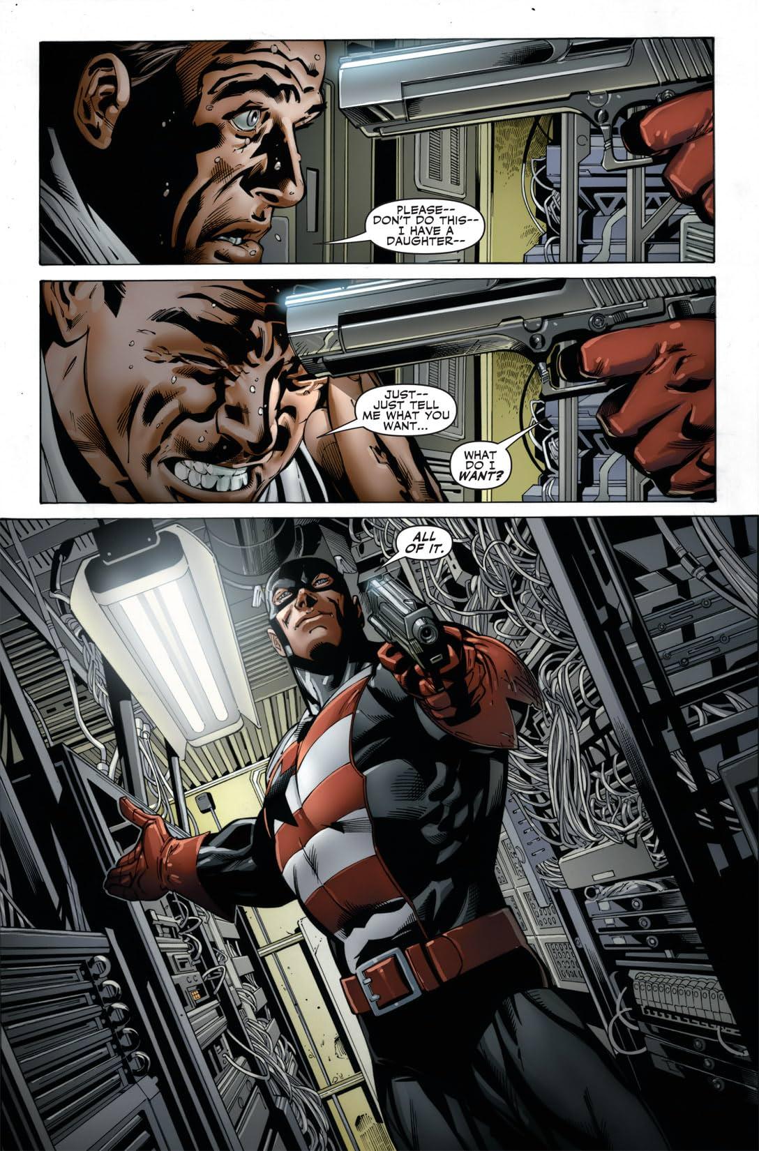 Fear Itself: Secret Avengers