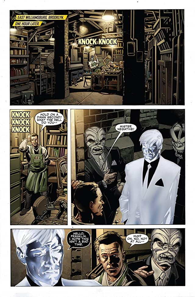 click for super-sized previews of Fear Itself: Secret Avengers