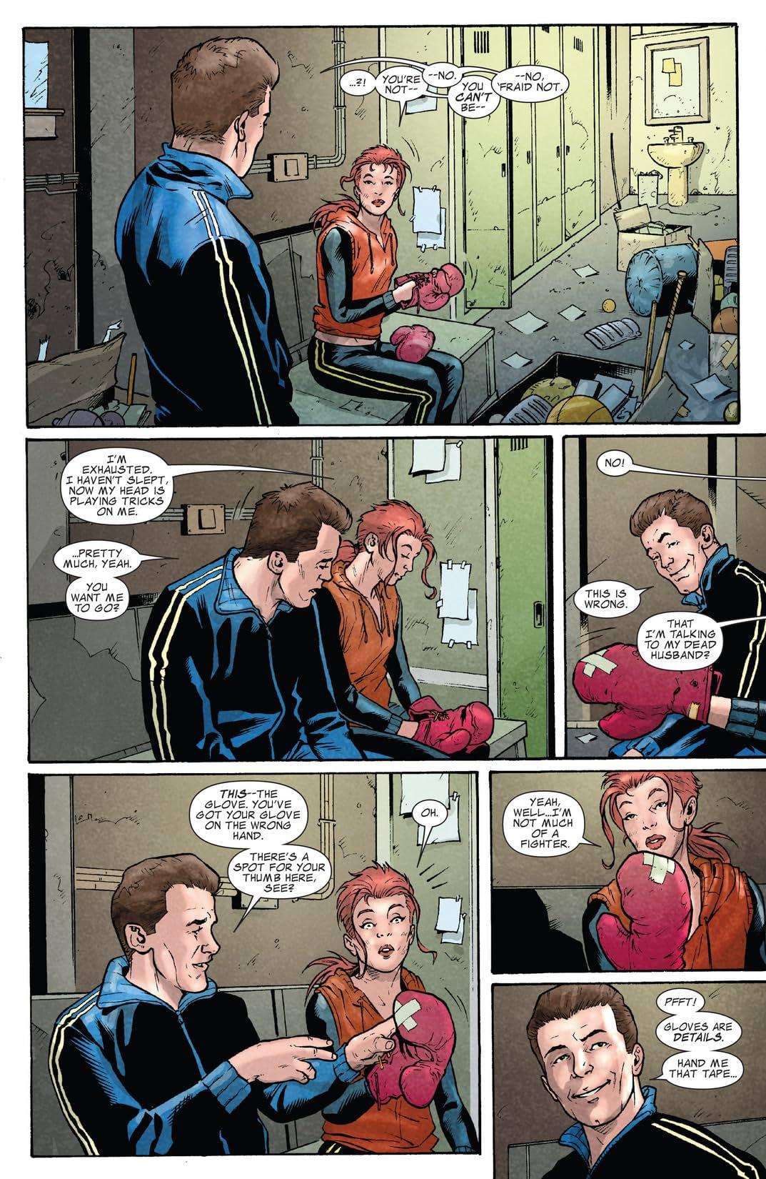 Invincible Iron Man Vol. 8: Unfixable