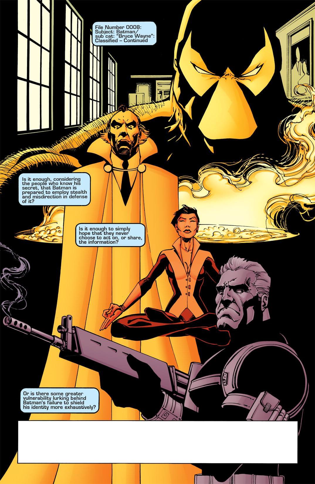 Batman: Gotham Knights #9