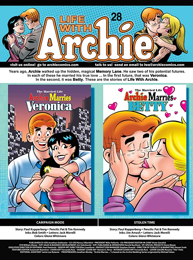 Life With Archie #28