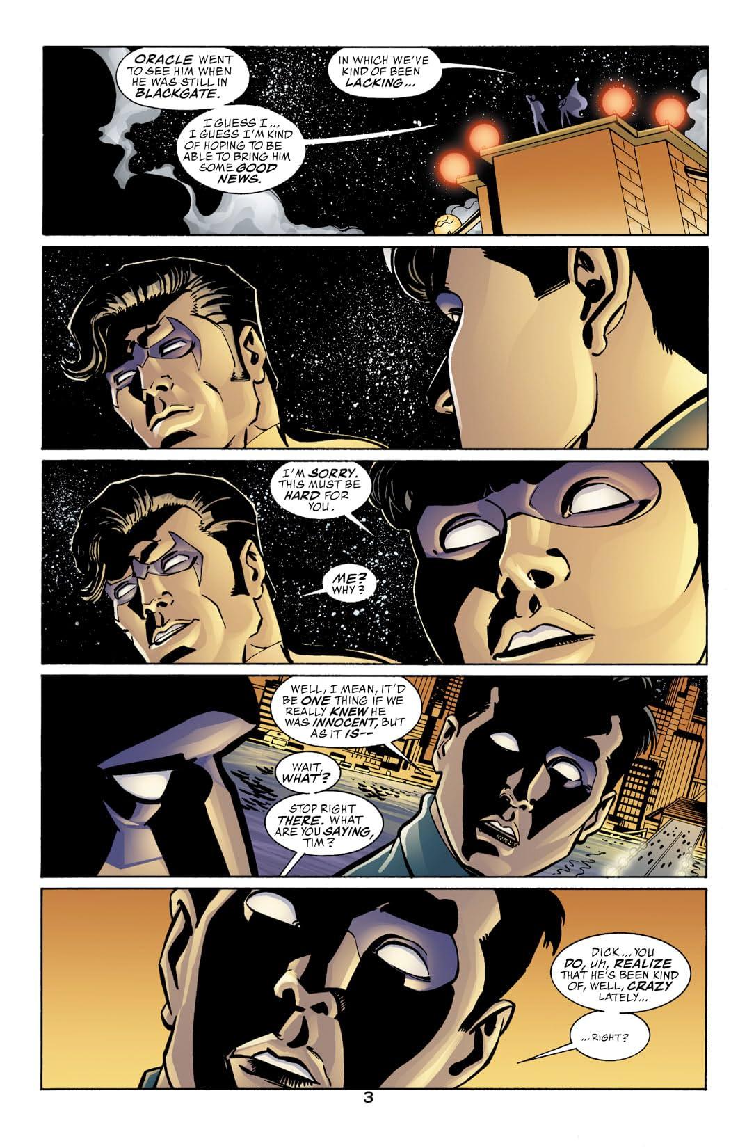 Batman: Gotham Knights #26