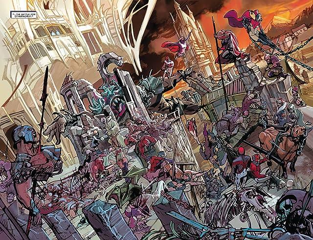 Uncanny X-Force Vol. 5: Otherworld