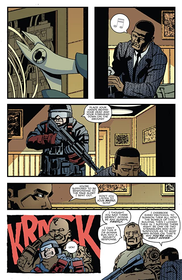 click for super-sized previews of G.I. Joe: The Cobra Files #8