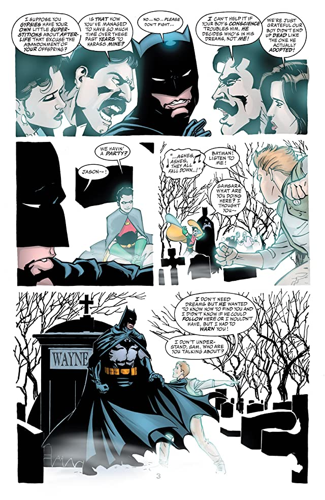 click for super-sized previews of Batman: Gotham Knights #16