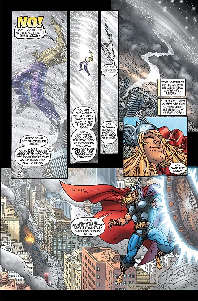 click for super-sized previews of Thor: Blood Oath