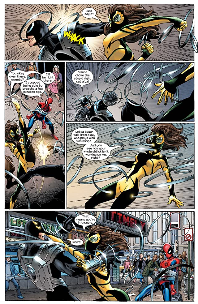 Ultimate Spider-Man Vol. 16: Deadpool
