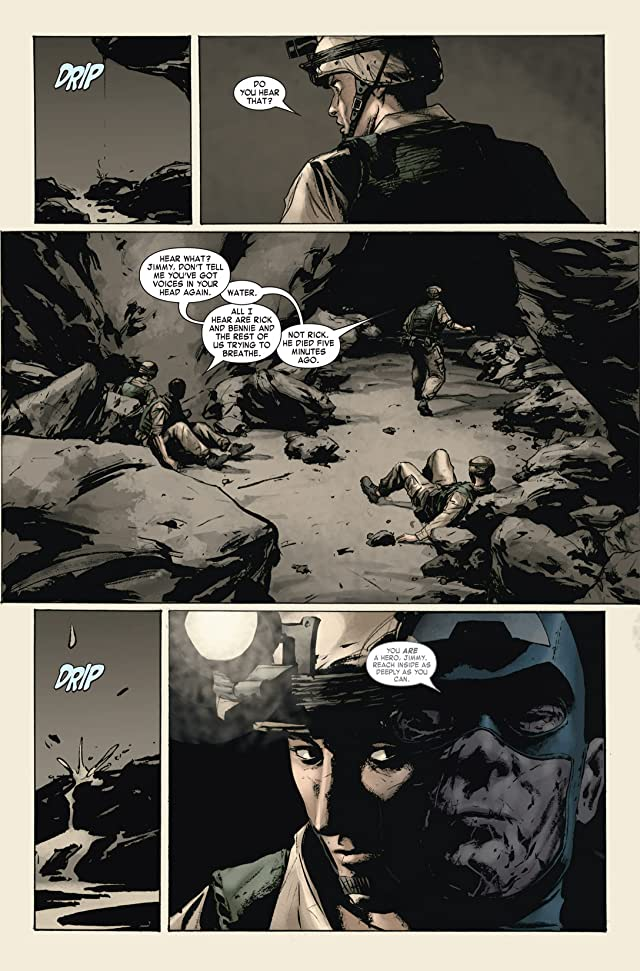 Captain America: The Chosen #4 (of 6)