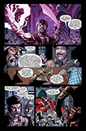 Black Panther (2005-2008) #15