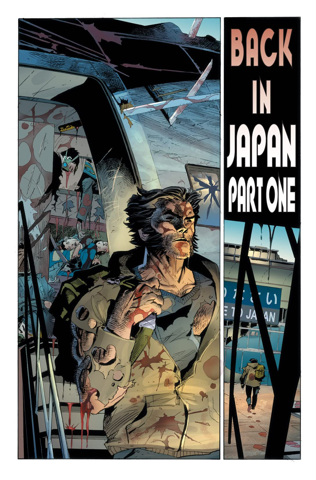 Wolverine: Back In Japan