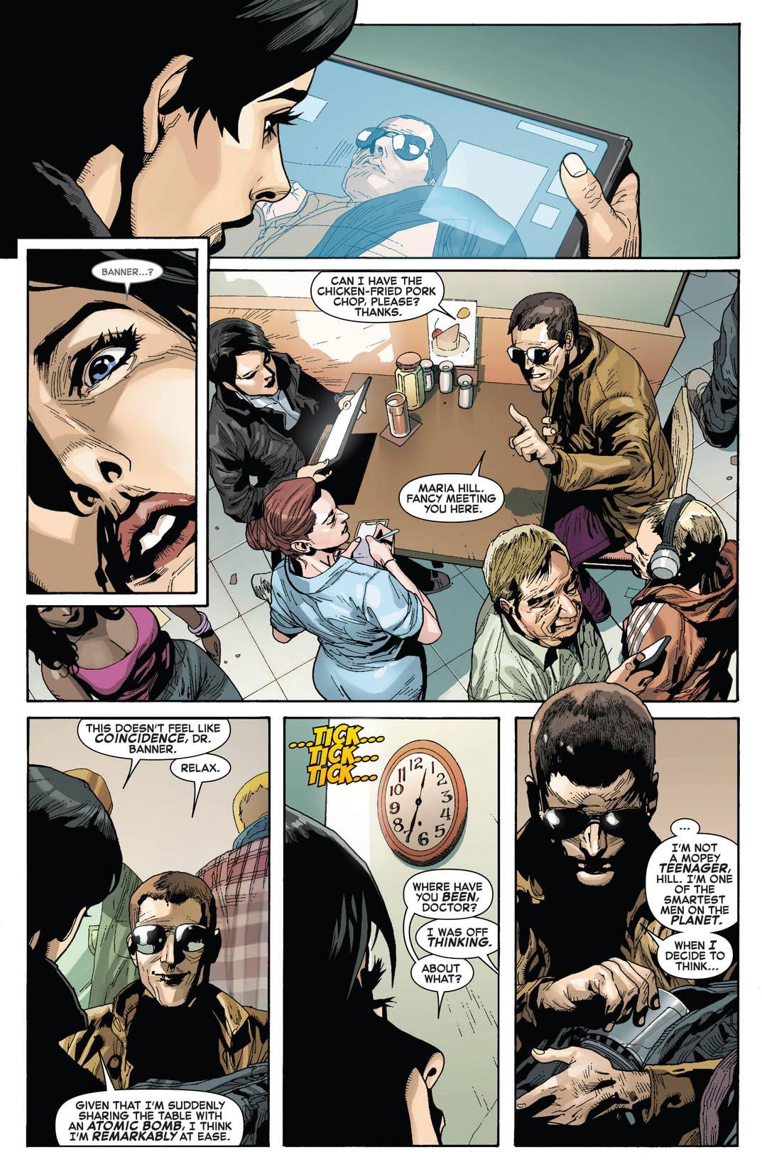 Indestructible Hulk Vol. 1: Agent of S.H.I.E.L.D.