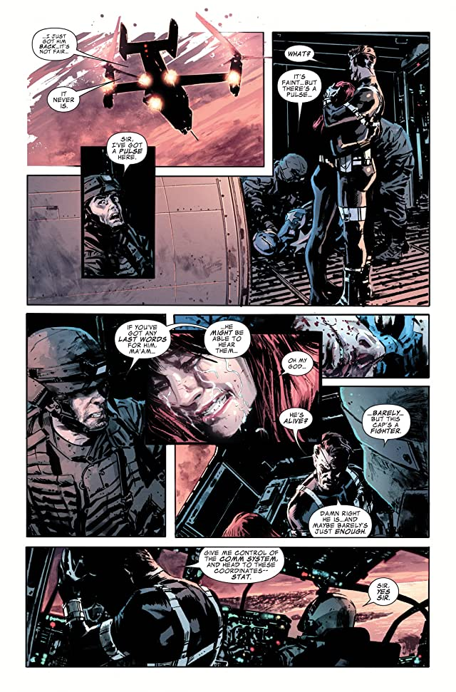 Winter Soldier Vol. 1: The Longest Winter