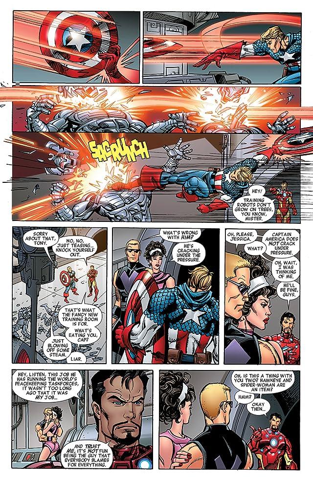 Avengers By Brian Michael Bendis Vol. 4