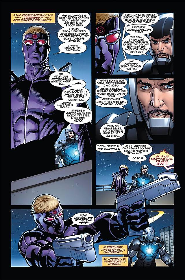 Ultimate Comics New Ultimates: Thor Reborn