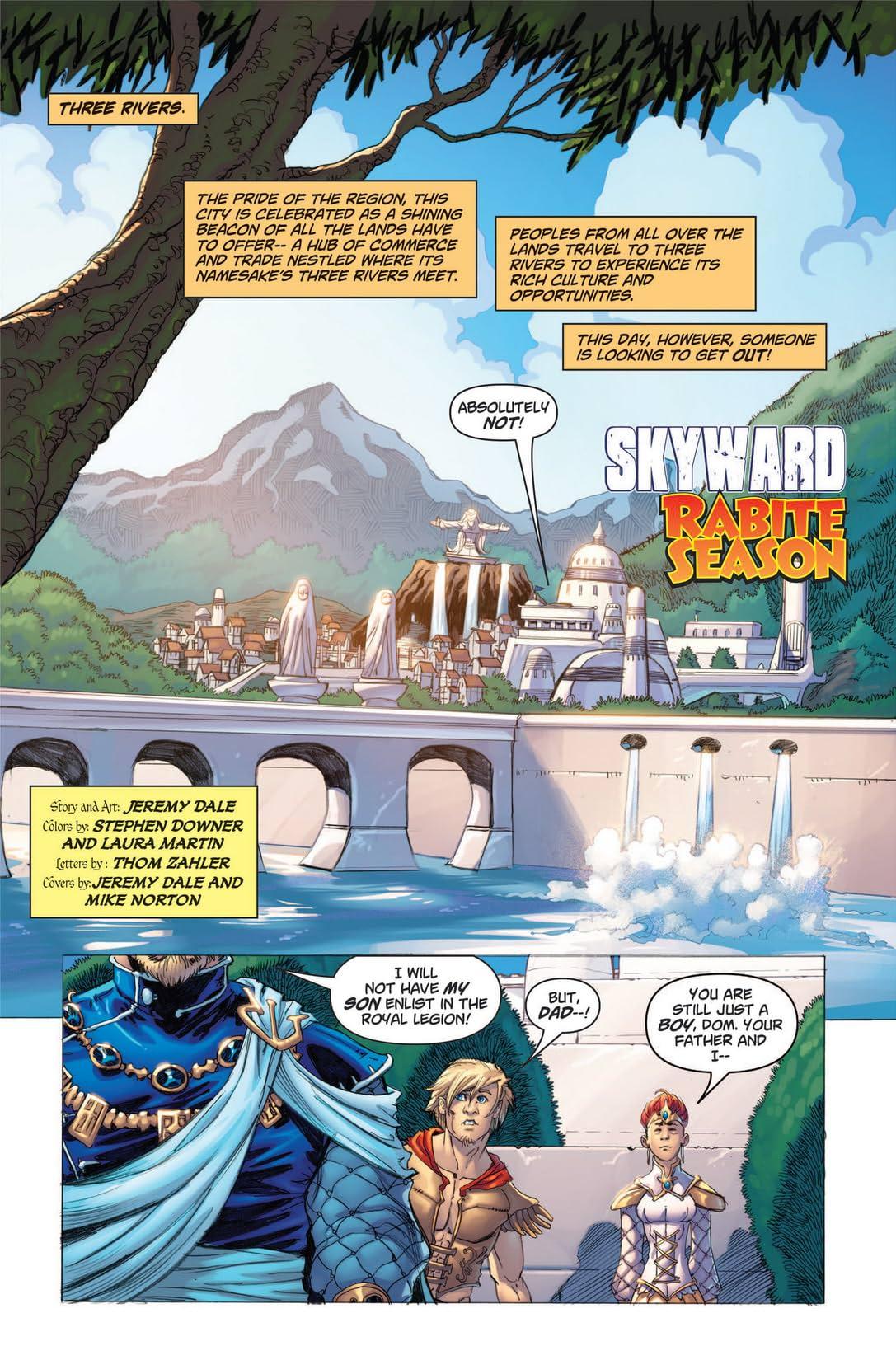 Skyward #4
