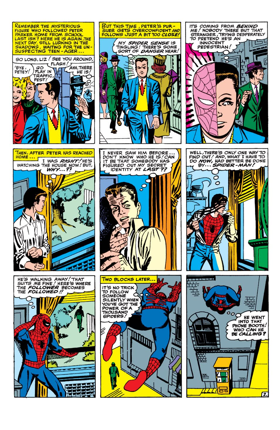 Amazing Spider-Man Masterworks Vol. 3