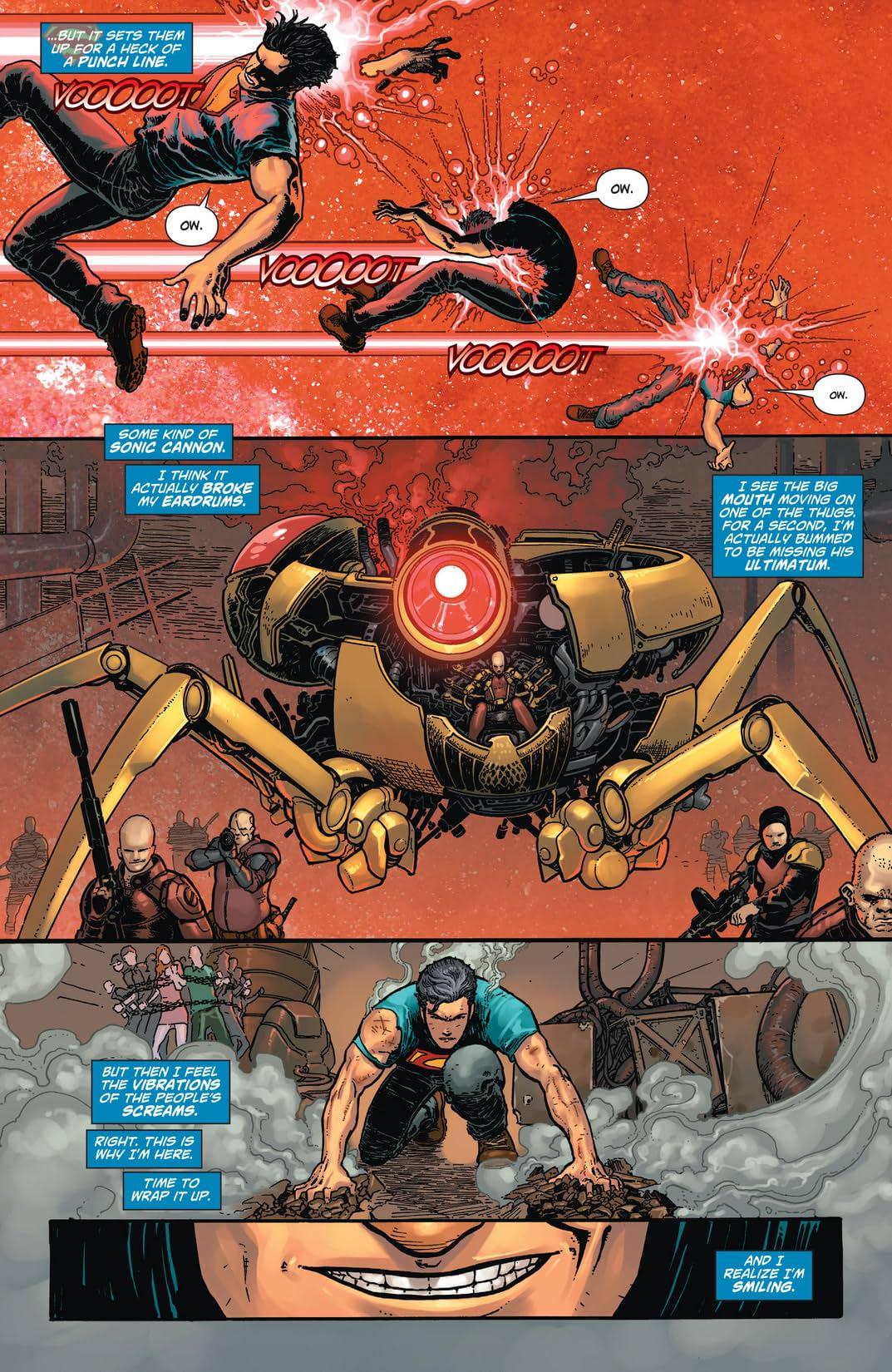 Action Comics (2011-) #25
