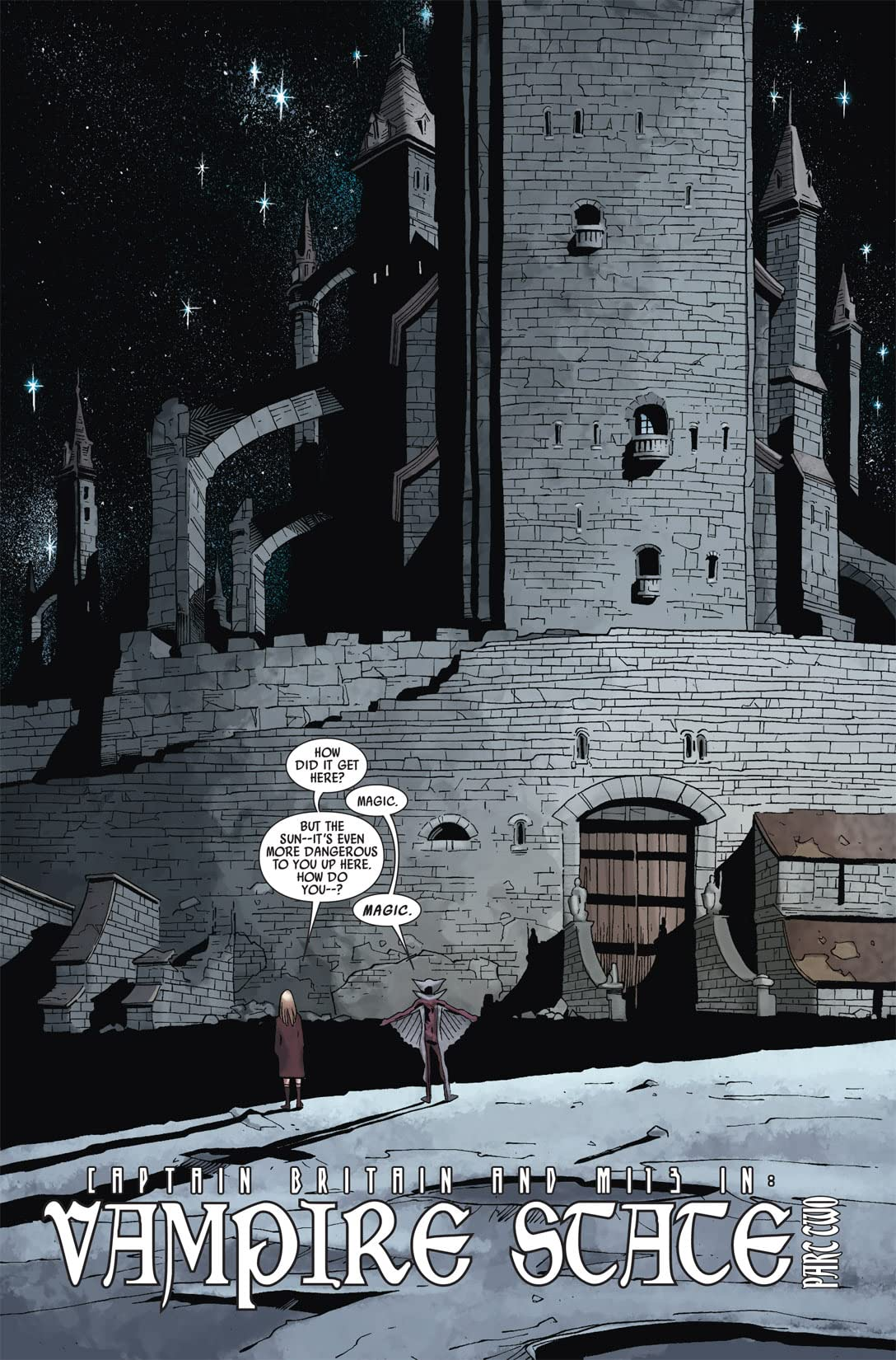 Captain Britain and MI: 13 #12