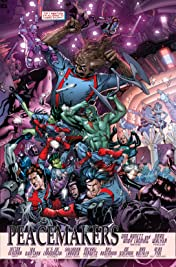 Guardians of the Galaxy Vol. 3: War of Kings Book 2
